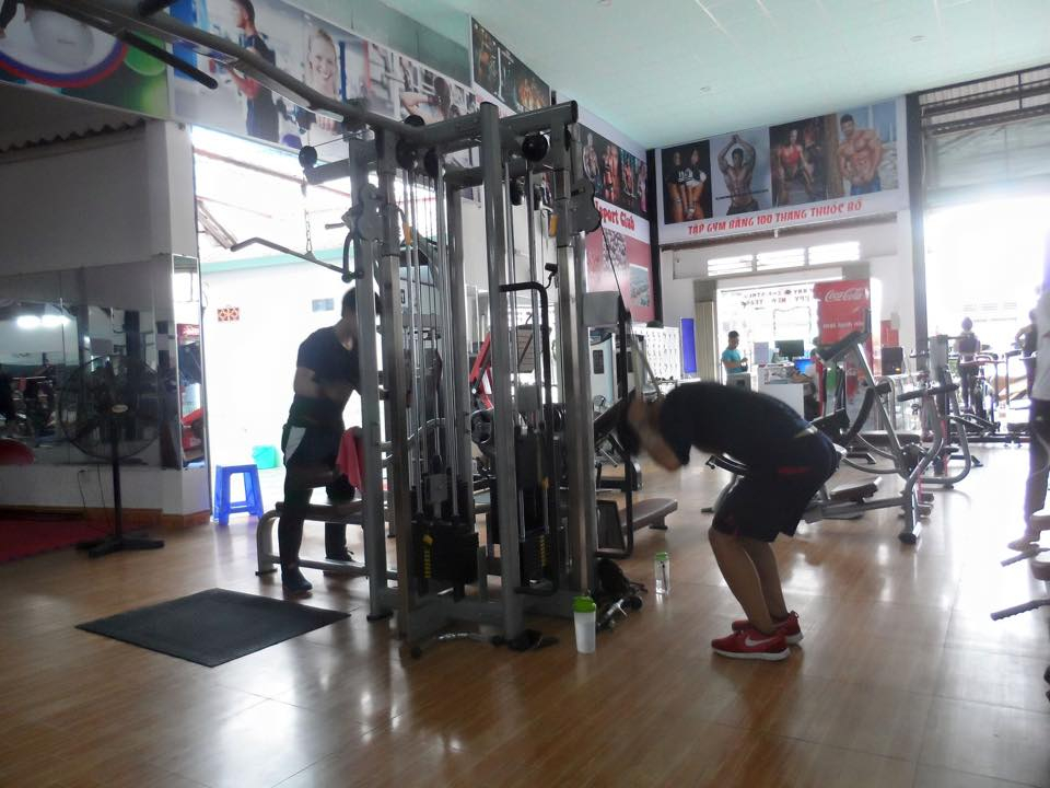 GYM ISPORT CLUB 3