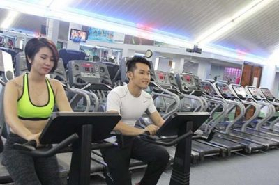 GYM ISPORT CLUB