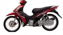 Suzuki Viva 115 Fi: xe số phổ thông ít hao xăng