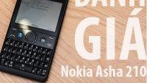 Nokia Asha 210: tính năng tốt, màn hình chưa ngon