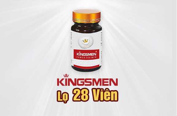 Kingsmen - Power For Men