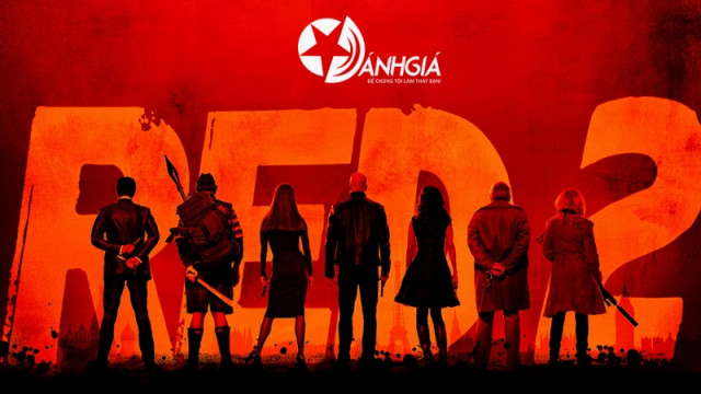 RED 2 Review | CIA Tái Xuất 2