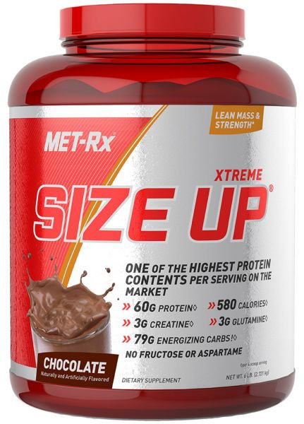 Met-Rx Extreme Size Up 2.7kg
