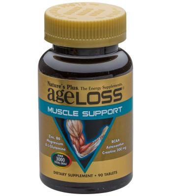 Viên tăng cường cơ bắp Ageless Muscle Support Nature's Plus