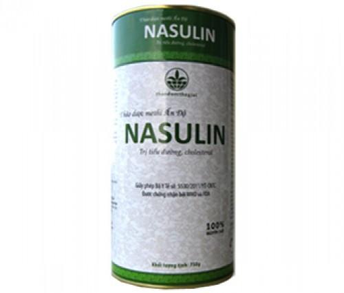 Thảo dược NASULIN 750g - Ổn định đường huyết, giảm cholesterol
