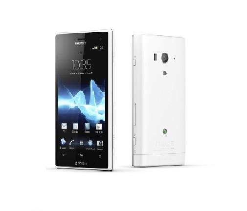 Sony Xperia acro S: Thiết kế tốt, màn hình đẹp