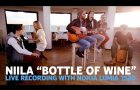"Niila ""Bottle of Wine"" - LIVE recording with Nokia Lumia 1520"